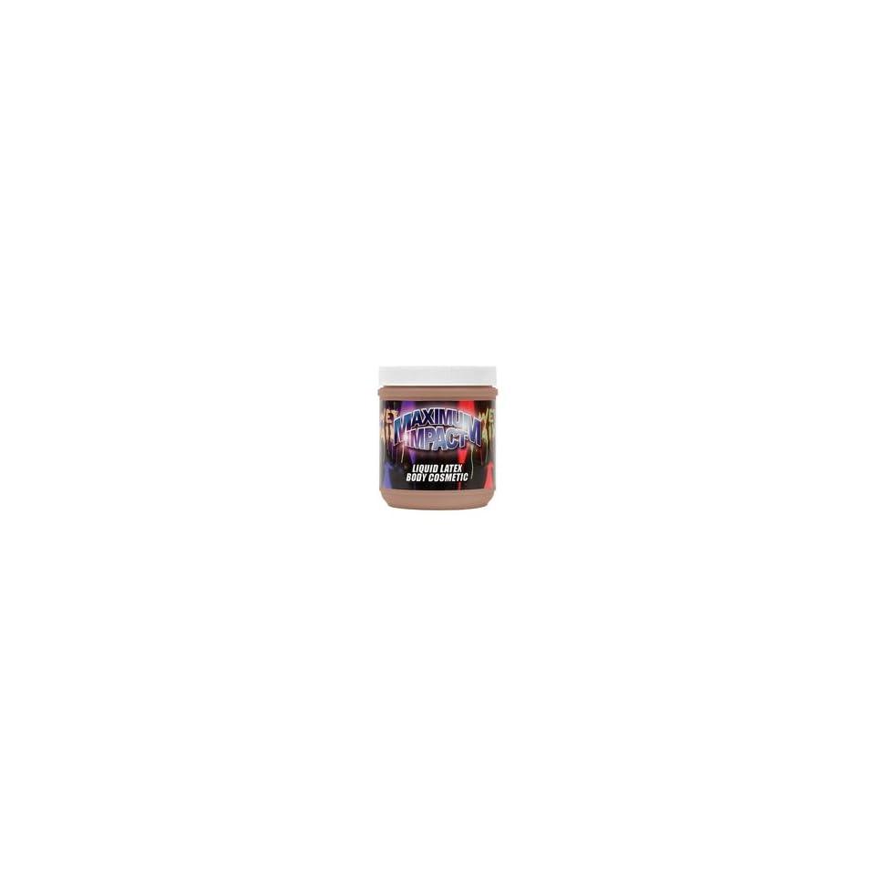 Liquid Latex Body Paint 16 Oz Chocolate On Popscreen
