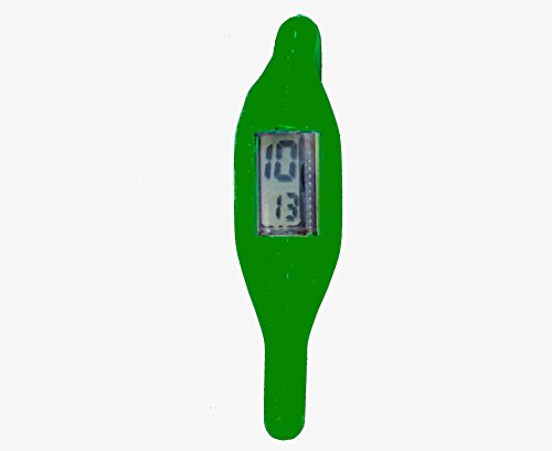 Silicone North Moon Silicone Ion Watch Dark Green