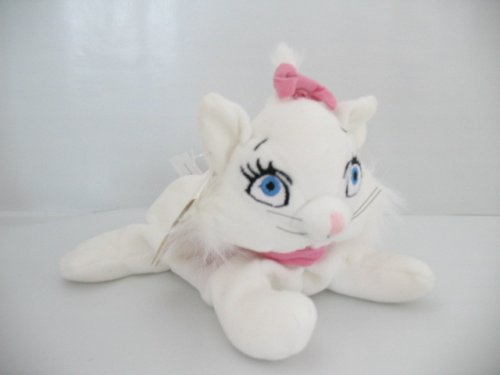 "Mini Bean Bag Marie 7"" (Aristocats) - 1"