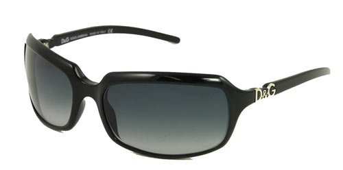 D&amp;g Dolce&amp;gabbana Sunglasses D&amp;g 2192 Black 338 Picture
