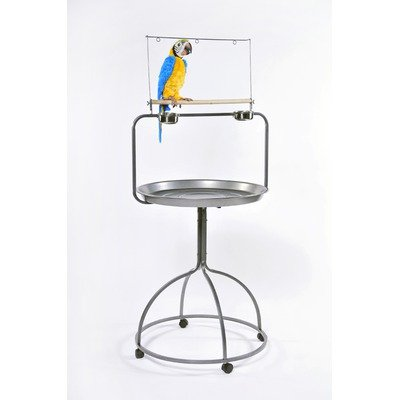 Cheap Round Parrot Playstand (B008HV5M7K)