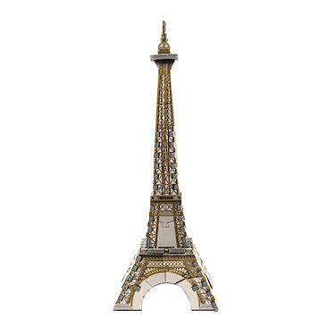 Puzz 3D The Eiffel Tower 43 Piece Puzzle - 1