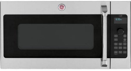 Best Review Of GE CSA1201RSS Cafe Advantium 1.7 Cu. Ft. Stainless Steel Over-the-Range Microwave