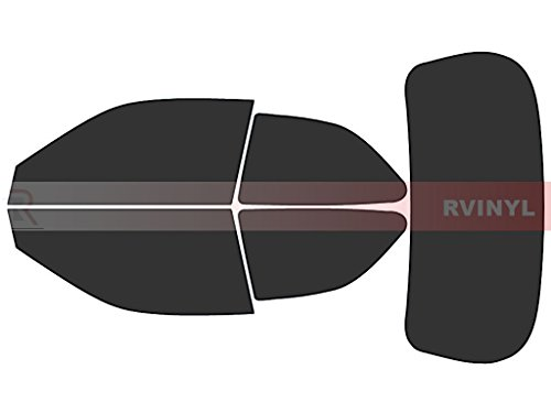 Rtint Window Tint Kit for Honda Civic 1996-2000 (Hatchback) - Complete Kit - 20% (1998 Honda Hatchback Accessories compare prices)