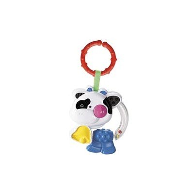 FISHER PRICE Link-a-doos Musical Cow Teether