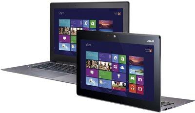 ASUS TeK ASUS TAICHI 31 Core i5モデル Windows 8 Pro搭載 シルバー TAICHI31-CX012P