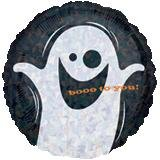 Ghost Decor Party Kit - Cupcake Picks and Balloons