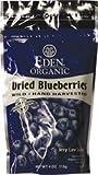 Eden Foods Organic Dried Wild Blueberries -- 4 oz