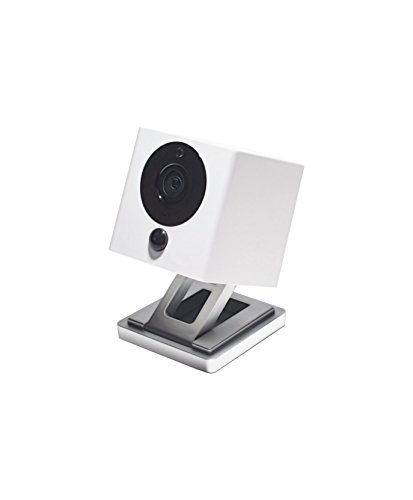 iSmartAlarm-Spot-HD-Video-Camera-White