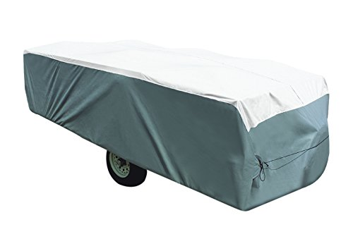 ADCO 22895 Pop Up Trailer Tyvek & Polypropylene Cover - 16'1
