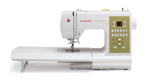 SINGER 7469Q Confidence Quilter Model Sewing and Quilting Machine