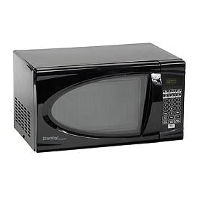 700W Microwave 0.7Cu.Ft, 10 power levels, Oval door design