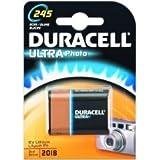 Photo battery Duracell Ultra M3 type 2CR5 1-unit blister, 6V, Lithium