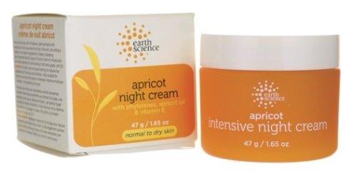 Apricot Night Cream (60g) Brand: Earthscience средство для эпиляции no 2015 60g depilatory cream