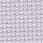 White 14 Count Aida Cross Stitch Fabric - per metre