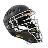 Wilson Shock FX 2.0 Steel Cage Umpire's Helmet by Wilson