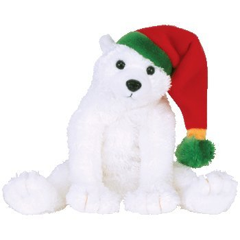 TY Beanie Baby - SNOWDRIFT the Polar Bear