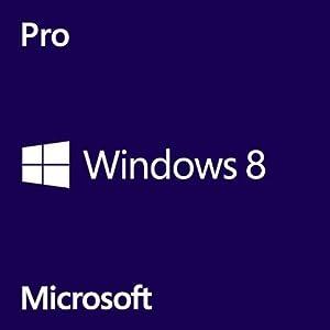 Microsoft Windows 8 Professional System Builder OEM DVD 64-Bit