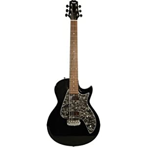 Taylor SolidBody Classic (Black With Black Pickguard)