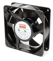 Dayton 2RTD8 Axial Fan, 4 11/16 In Sq, 102 CFM, 230 V (Dayton 2rtd8 compare prices)