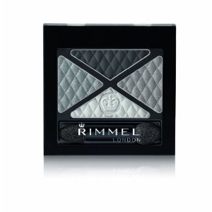 Rimmel Glam Eyes Quad Shadow Smokey Noir