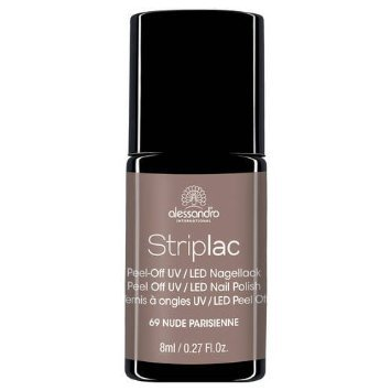 Alessandro - Striplac -UV Nail polish - 69 Nude Parisienne 8 ml EXCLUSIVESIVE
