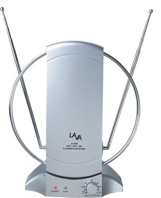 Lava Electronics  HD-468 Indoor HDTV Antenna