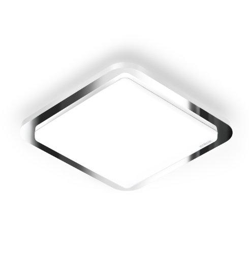 Steinel 663612 Lampada per Interni con Sensore Rs LED D1 LED Finitura Cromo -> Lampade A Led Rs