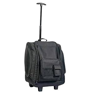 City Lights Studio Pro Travel Case, Black