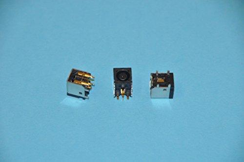 Strombuchse, Netzteilbuchse / DC Jack für Dell Latitude D531, D530, D520, D510, D505, D500, D420, D400