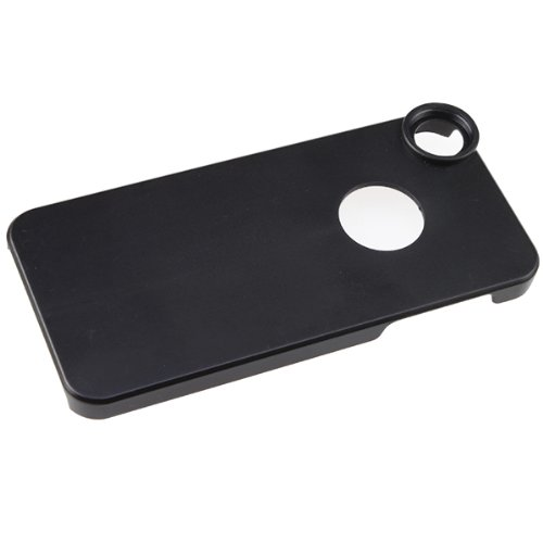 Back Case For 8X 12X Telescope Lens Fixed On Iphone 5 5S