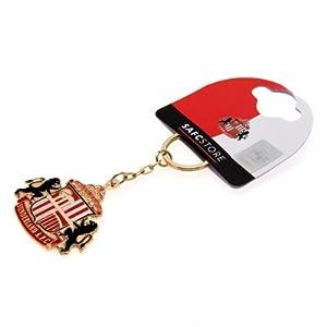 Sunderland Athletic FC Keyring (Crest) by Sunderland Athletic FC