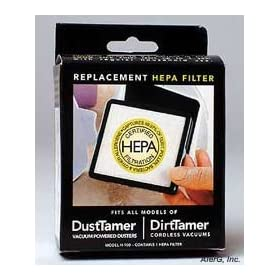 FilterStream H-100 DirtTamer Hand-Held Vacuum HEPA Filter