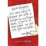 Diary Of A Wimpy Kid Gregory Booger 22x34 Poster Print Poster Print, 22x34 Poster Print, 22x34