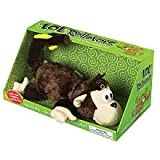 LOL (Laugh Out Loud) Rollovers- ChimpThe laugh out loud rolling, laughing pet!You can't help but laugh along with the LOL Rollover Pets.They roll around back and forth on the floor laughing hysterically.Get them laughing with a wave of your hand (motion a