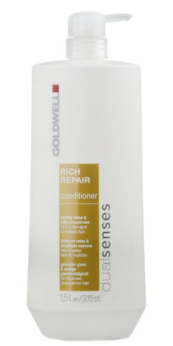 Goldwell DualSenses Rich Repair Conditioner - 50.7 oz / 1.5 liter (Goldwell Repair Conditioner compare prices)