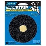 Norton 05466 4-Inch X 1-Inch Rapid Strip Drill Mount Attachment