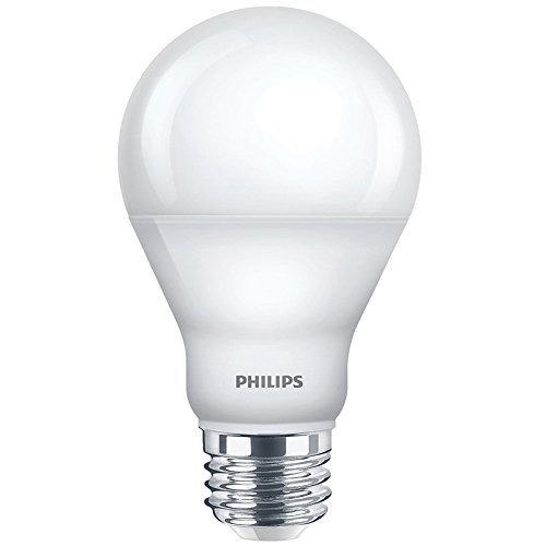 philips 14 watt 100w replacement daylight 5000k led a19. Black Bedroom Furniture Sets. Home Design Ideas