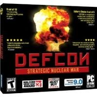 Defcon Strategic Nuclear War Windows Xp Compatible Cd Rom Computer Game