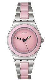 Swatch Women&#8217;s Ceramic Watch YLS167G