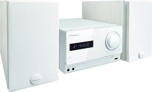 Cash back for  Pioneer X-CM32BT white
