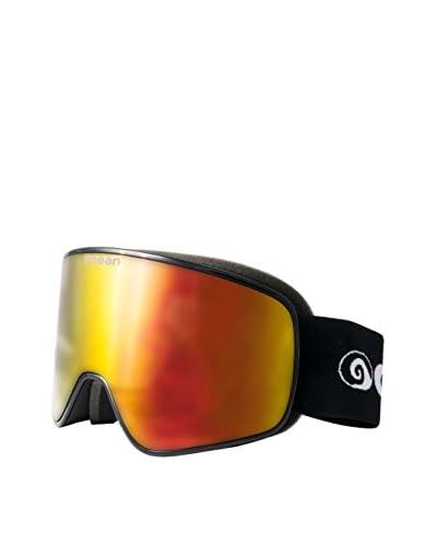 Ocean Gafas Esquí Aspen Negro Única