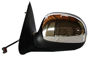 TYC 3030032 Ford Driver Side Power Non-Heated Replacement Mirror without Signal (2002 Ford F150 Driver Side Mirror compare prices)