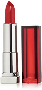 Maybelline New York ColorSensational Lipcolor, Red Revolution 630, 0.15 Ounce