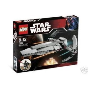 Lego Star Wars Sith Infiltrator 7663 - Buy Lego Star Wars Sith Infiltrator 7663 - Purchase Lego Star Wars Sith Infiltrator 7663 (LEGO, Toys & Games,Categories,Construction Blocks & Models,Construction & Models,Vehicles,Spacecraft)