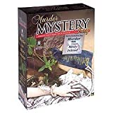 Image of University Games Murder Mystery Party Game - Murder on Misty Island