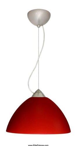 Besa Lighting 1KX-420231-SN Porto Cable Large Pendant