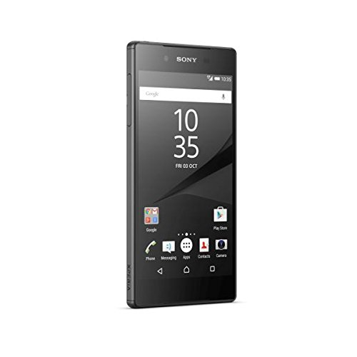 Sony Xperia Z5 32GB GSM/LTE - Unlocked phone - (US Warranty)- Retail Packaging (Black)