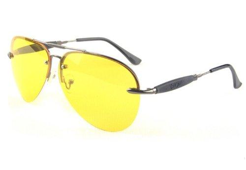 High Quality Aluminum Polarized Night Vision Goggles, Night Driving Mirror, Night-Vision Goggles, Polarized Light Microscopy