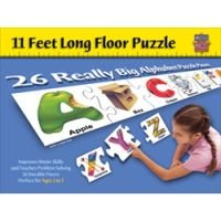 ABC 11ft Floor Puzzle 26pc - 1